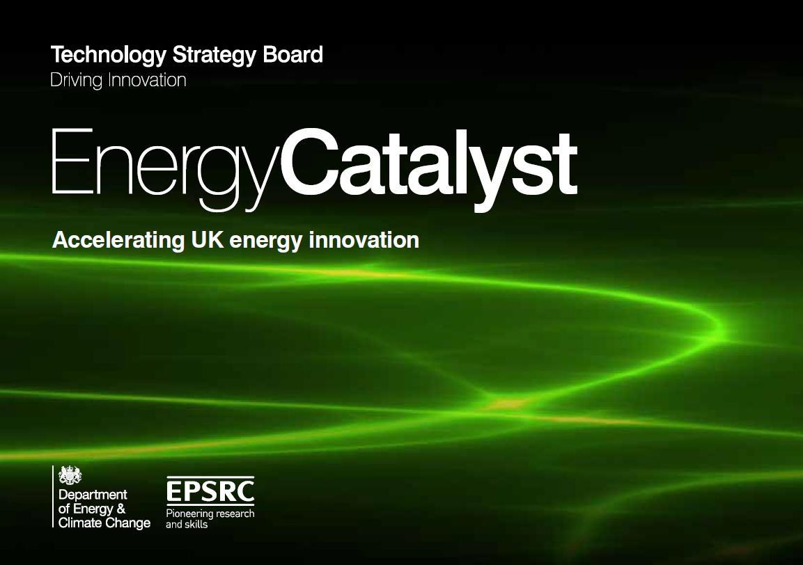 Energy Catalyst
