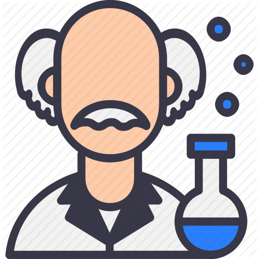 scientist_einstein_avatar_knowledge_mad_scientific_science-512