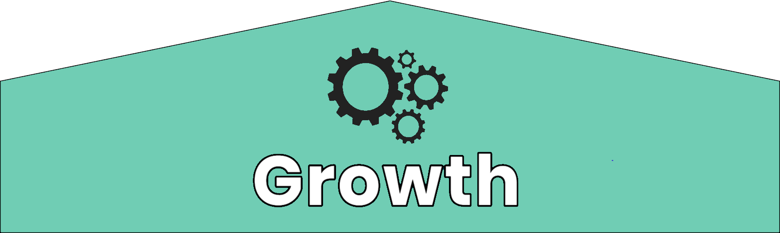 Test arrow growth -green