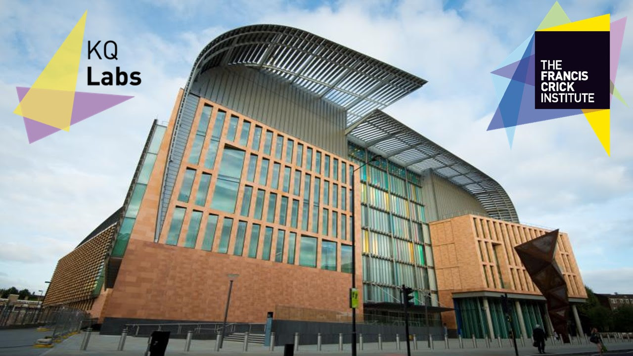 Tatton appointed the official Grants Partner of KQ Labs @ The Francis Crick Institute